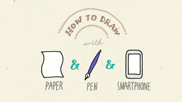 How to draw with